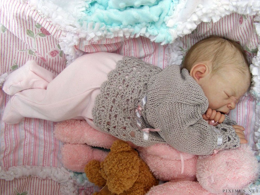 Creepy but Incredibly Realistic Reborn Baby Dolls | Others