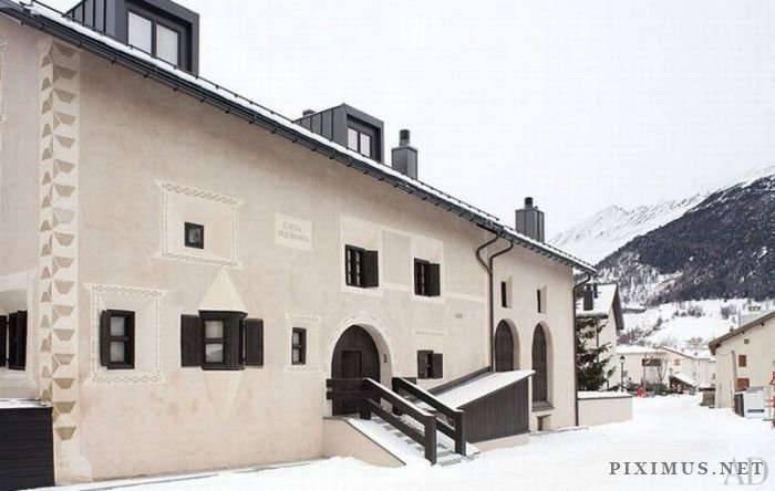 Giorgio Armani's House