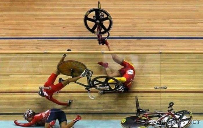 Bike Fails