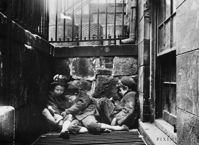 The Slumdogs of New York