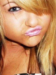 Stop the Duck Face Before It's Too Late