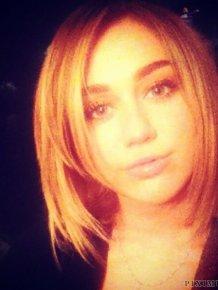 Miley Cyrus Twitpics