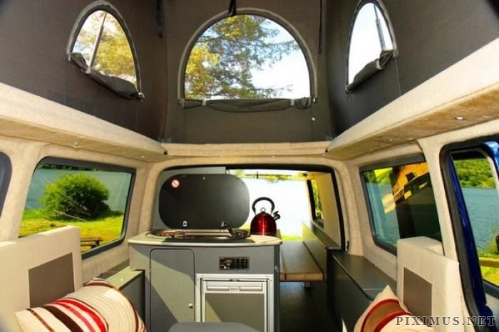 doubleback vw campervan vehicles. Black Bedroom Furniture Sets. Home Design Ideas