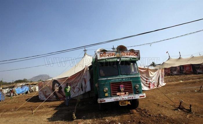 Mobile Cinemas In India