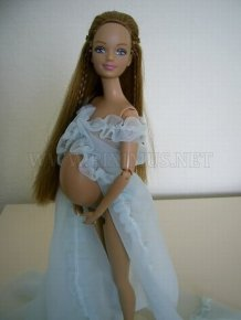 Barbie's Pregnant Friend Midge