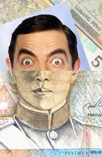 Celebrity Bank Notes