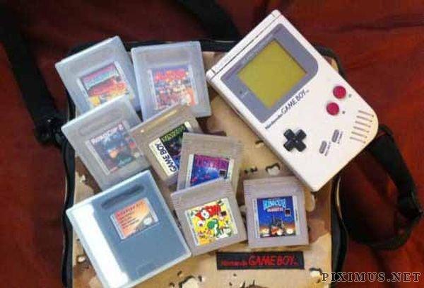Nostalgia Overload
