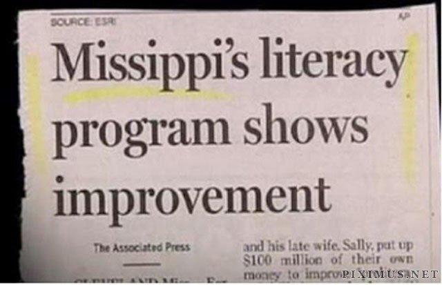 Wacky Newspaper Headlines