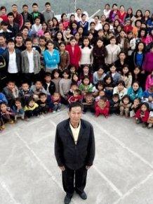 39 Wives, 94 Children and 33 Grandchildren