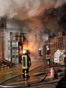 Chemical Plant Accident in Germany