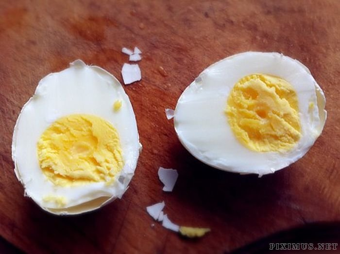 How to Peel a Boiled Egg Even Faster