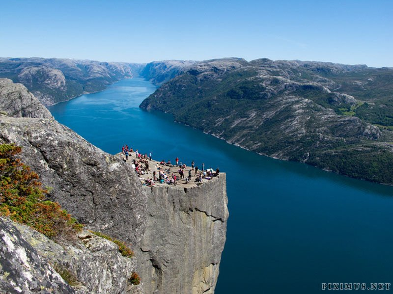 The World's Most Beautiful Places