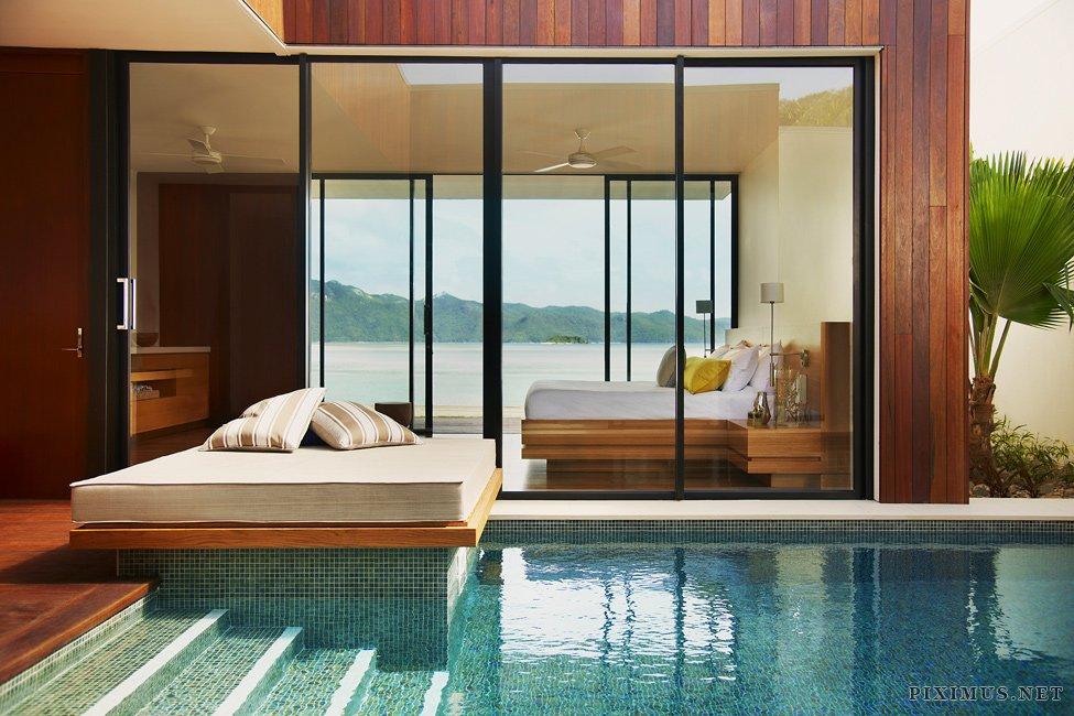 Hotel Hayman - one of the best in Australia