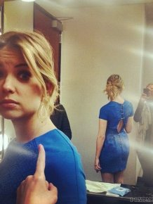 Ashley Benson Twitpics