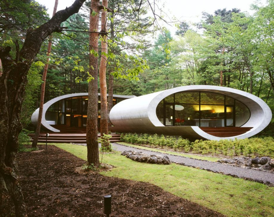 Superb Shell House Part - 2: Japanese Shell House