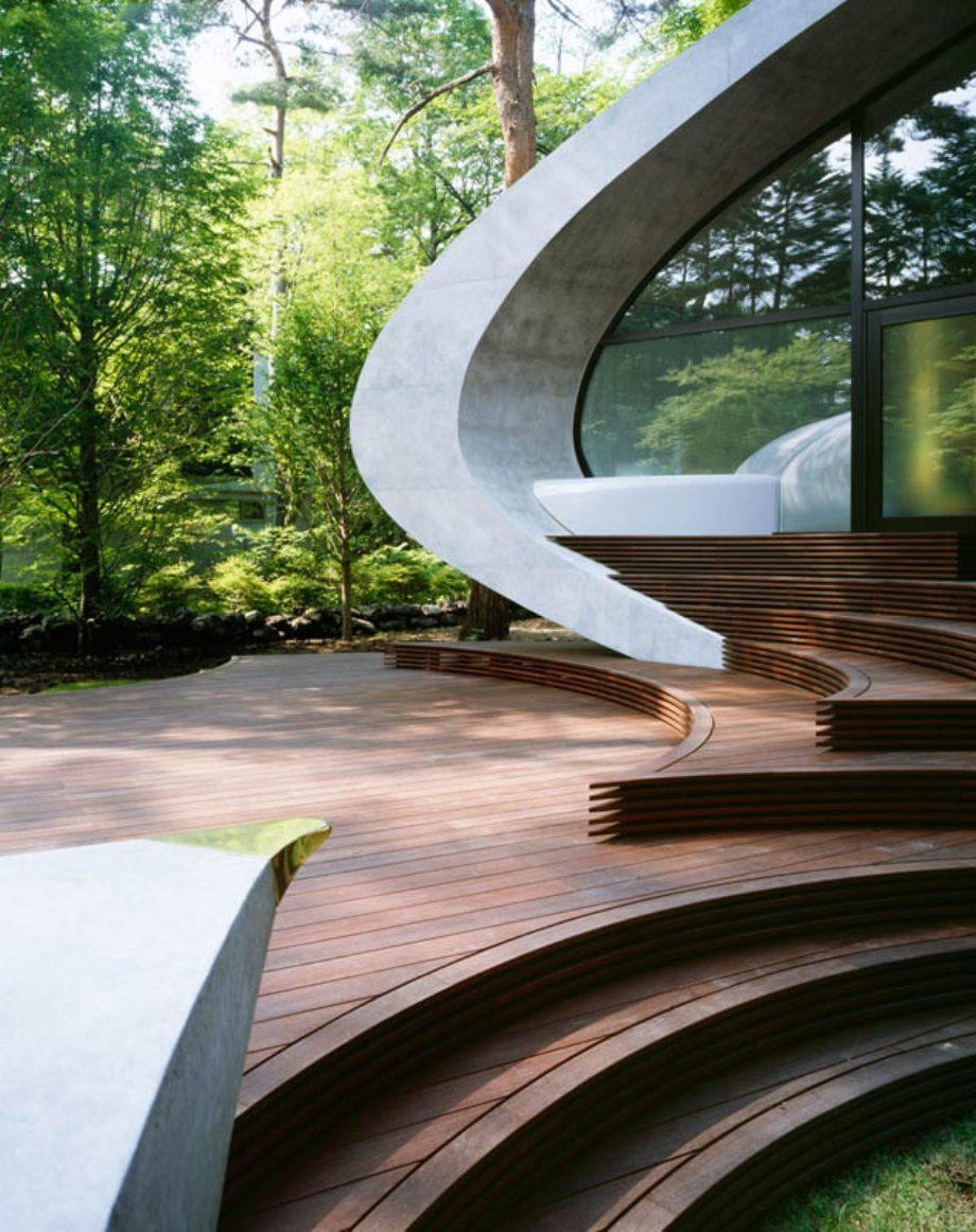 Japanese Shell House