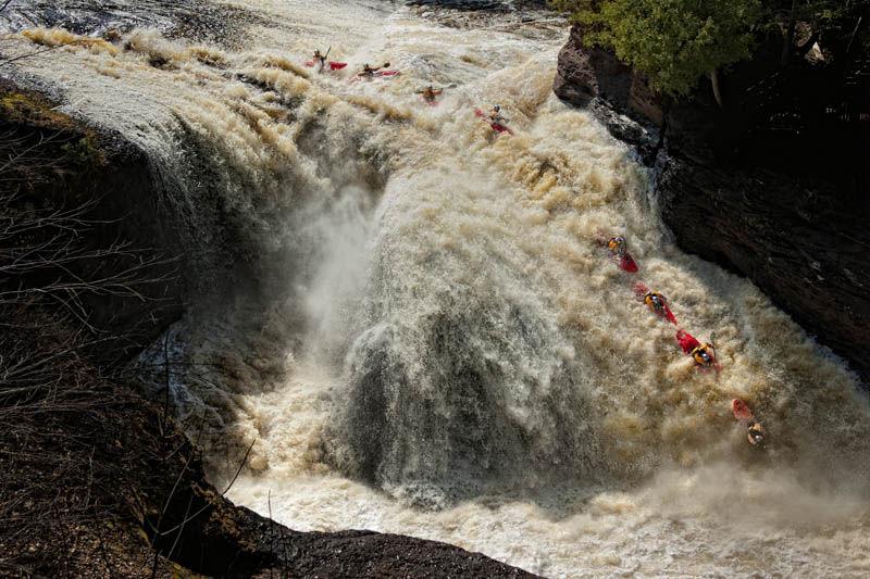 Awesome Red Bull Whitewater Kayaking Photos
