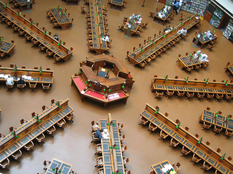 Amazing libraries in the World