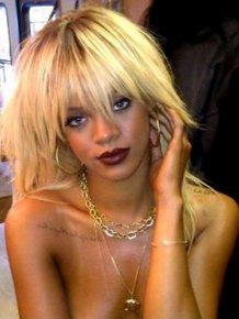 Rihanna's Naughtiest Twitpics