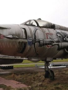 Russian Fighter Jet Art