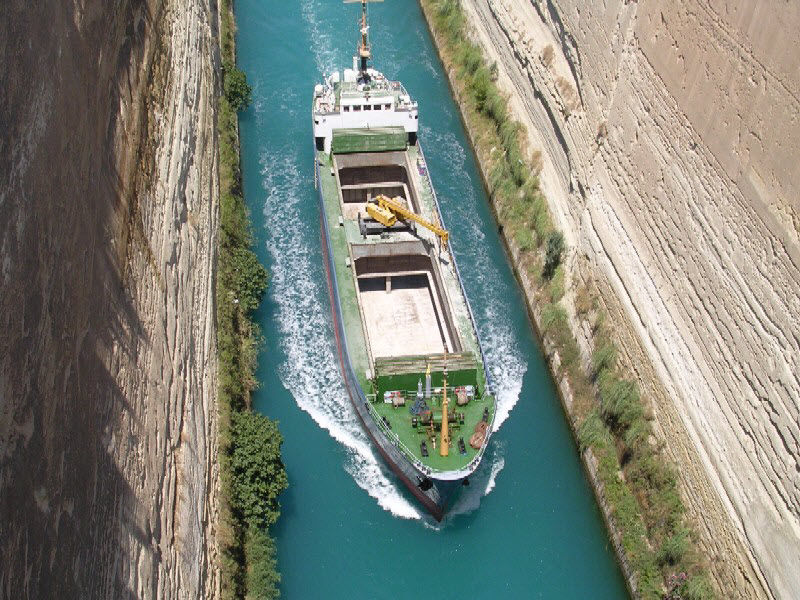 Great Pictures of Corinth Channel