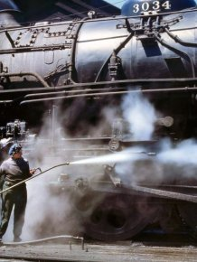 American Railroads of the 1940s