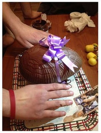 The Sweetest Easter Egg Ever