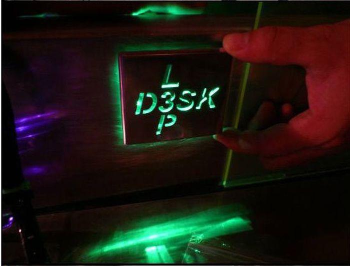 Project: L3p D3sk
