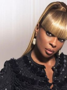 Mery J. Blige photos