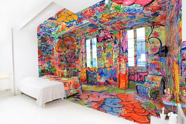 Creative interior design ideas art Creative interior ideas