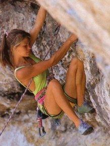 Rock Climbing Chicks