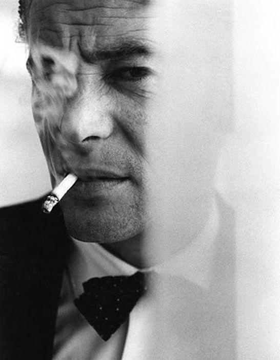 Famous People Smoking