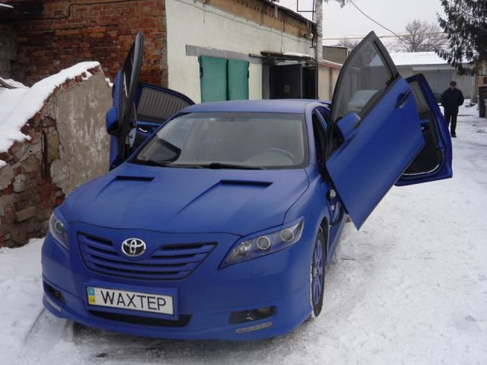 Awesome Modified Toyota Camry
