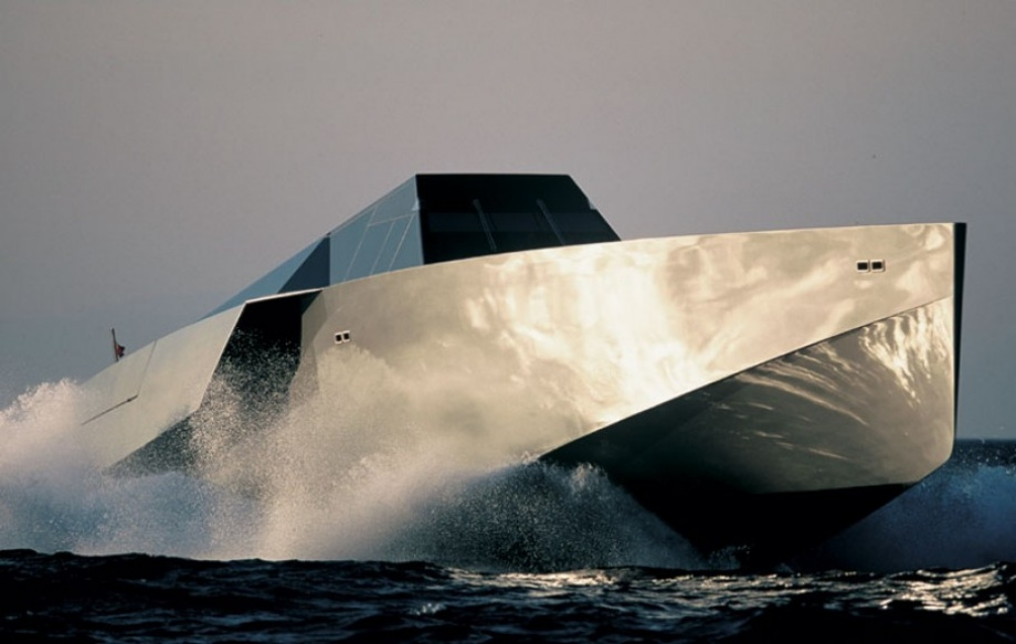 Wallypower 118 - luxury and fast yacht