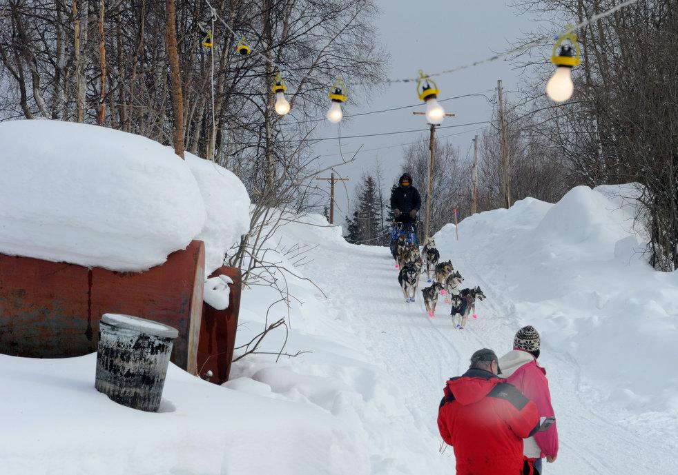 Iditarod 2012, part 2012