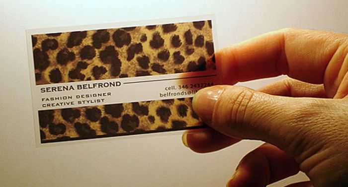 Unusual Business Cards