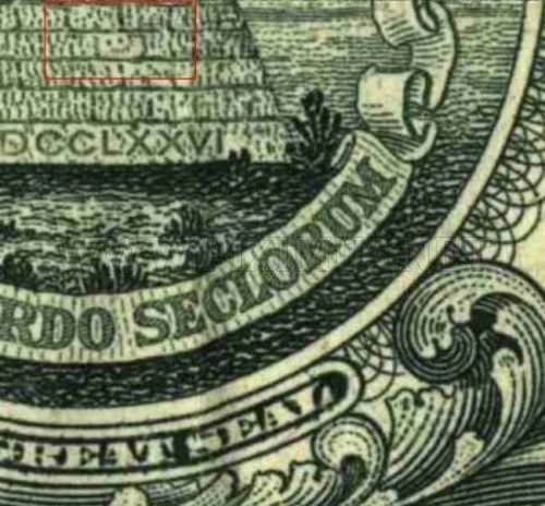 1-Dollar Bill Has Its Secrets