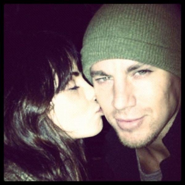 Channing Tatum Twitpics