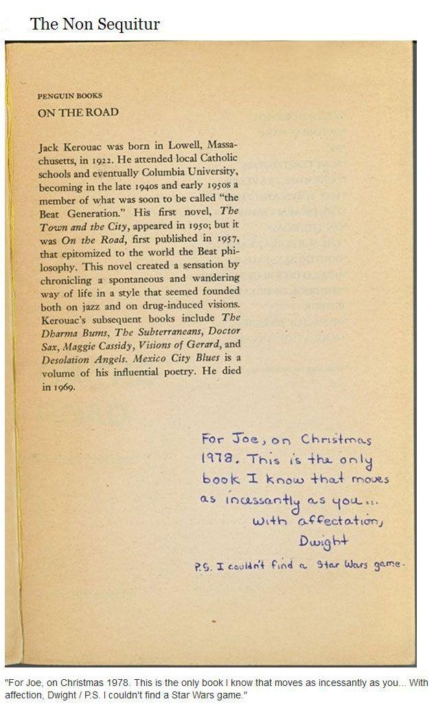 Book Inscriptions