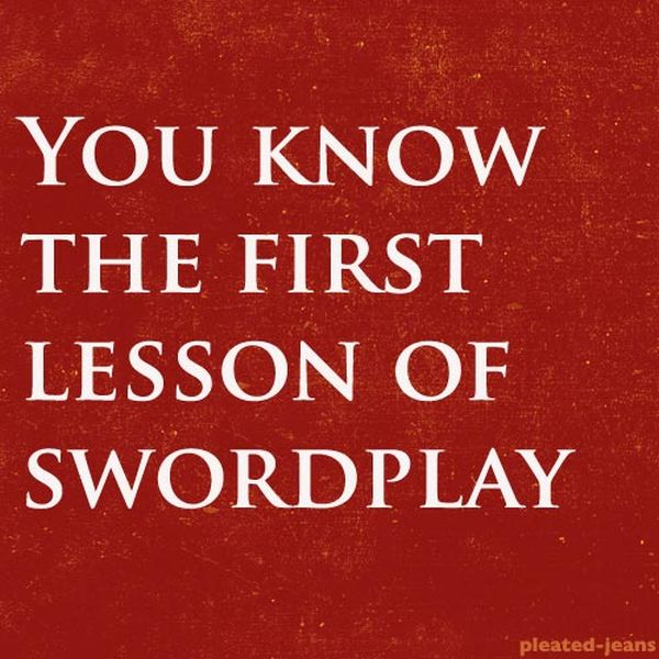 You Know You're a Game of Thrones Fan If…