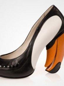 Creative High Heel Designs by Kobi Levi