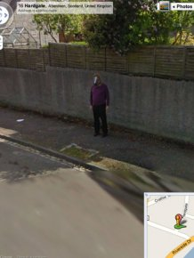 WTF Google Maps Pictures