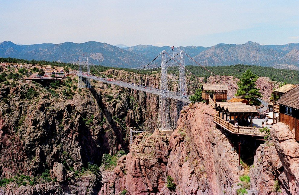 Top bridges