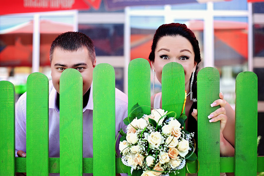 Not Your Normal Wedding Photos