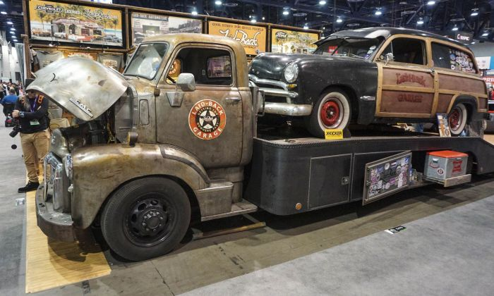 All The Best Pictures From SEMA 2015, part 2015