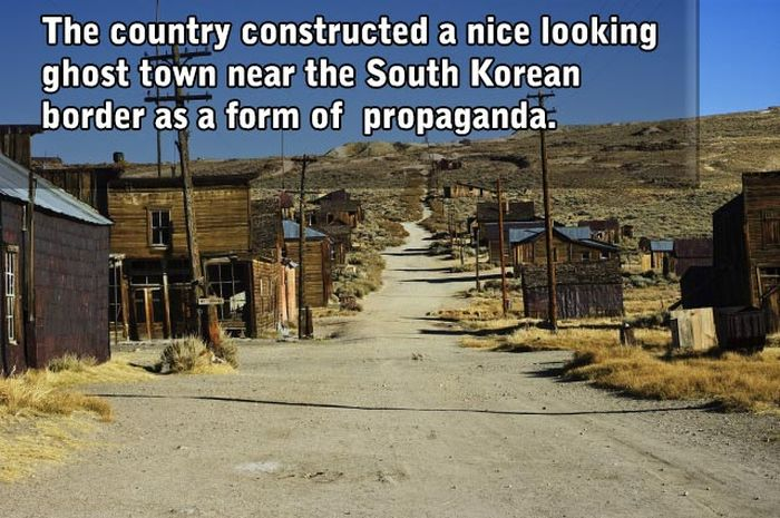 Facts About North Korea That Will Blow Your Mind