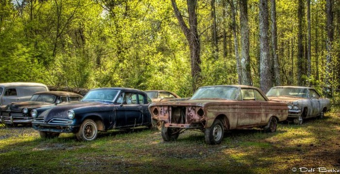 Welcome To Old Car City, The World's Largest Classic Car Junkyard