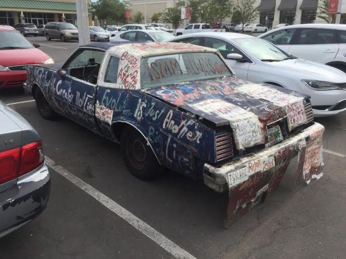 This Car Is Propaganda On Wheels