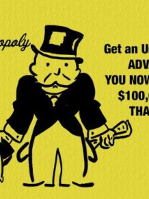 Honest Monopoly Cards That Hit Way Too Close To Home