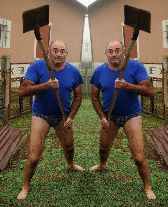 French Shovel Guy Is Now The Internet's Most Awesome Meme